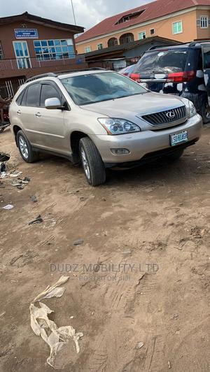 Lexus RX 2007 Gold | Cars for sale in Lagos State, Oshodi