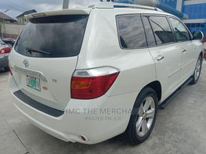 Toyota Highlander 2010 White | Cars for sale in Rivers State, Port-Harcourt