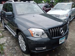 Mercedes-Benz GLK-Class 2010 350 4MATIC Gray | Cars for sale in Lagos State, Apapa