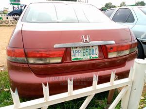 Honda Accord 2004 Red | Cars for sale in Abuja (FCT) State, Gwagwalada