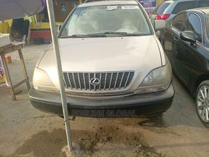 Lexus RX 2000 300 2WD Gold   Cars for sale in Lagos State, Abule Egba