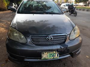 Toyota Corolla 2005 1.8 TS Gray   Cars for sale in Lagos State, Surulere