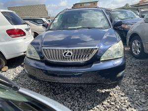Lexus RX 2004 330 Blue | Cars for sale in Lagos State, Ogba