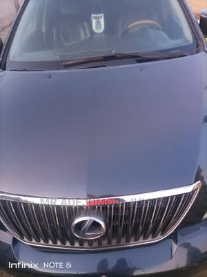 Lexus RX 2008 350 Black | Cars for sale in Lagos State, Ikotun/Igando