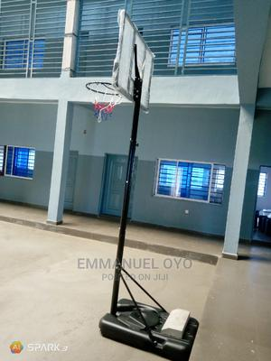 Standard Basketball Stand | Sports Equipment for sale in Lagos State, Surulere