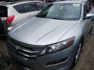 Honda Accord Crosstour 2010 EX Silver | Cars for sale in Lagos State, Apapa