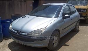 Peugeot 206 2004 Blue   Cars for sale in Lagos State, Yaba