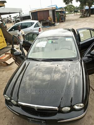 Jaguar X-Type 2001 2.5 Automatic Black | Cars for sale in Lagos State, Amuwo-Odofin