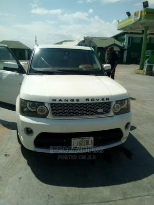 Land Rover Range Rover 2011 White | Cars for sale in Lagos State, Ikeja