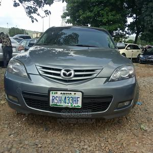Mazda 3 2007 1.6 Comfort Gray | Cars for sale in Abuja (FCT) State, Gwarinpa