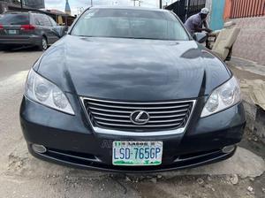 Lexus ES 2008 350 Black | Cars for sale in Lagos State, Surulere