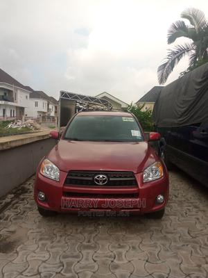 Toyota RAV4 2012 3.5 Sport 4x4 Red | Cars for sale in Lagos State, Ajah