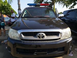 Toyota Hilux 2011 Black | Cars for sale in Lagos State, Amuwo-Odofin