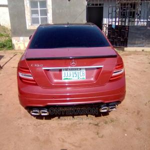 Mercedes-Benz C300 2009 Red | Cars for sale in Abuja (FCT) State, Wuse 2