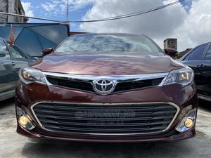 Toyota Avalon 2013 Red | Cars for sale in Lagos State, Ikeja