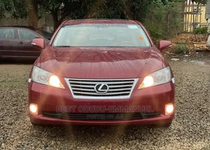 Lexus ES 2011 350 Red | Cars for sale in Abuja (FCT) State, Gwarinpa