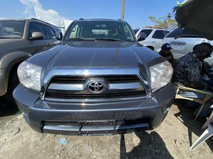 Toyota 4-Runner 2007 Limited 4x4 V6 Gray | Cars for sale in Lagos State, Apapa