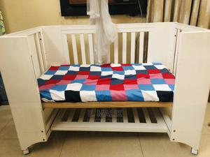 Baby Bed With Mattress and Mosquito Net | Children's Furniture for sale in Lagos State, Victoria Island