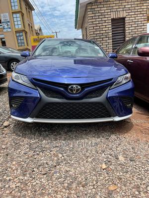 Toyota Camry 2017 Blue | Cars for sale in Enugu State, Enugu