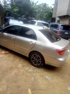 Toyota Corolla 2004 Silver | Cars for sale in Anambra State, Nnewi