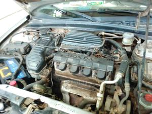 Honda Civic 2001 Silver | Cars for sale in Ondo State, Oka