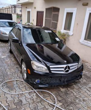 Mercedes-Benz C300 2010 Black   Cars for sale in Lagos State, Ikeja