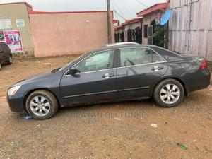 Honda Accord 2007 2.0 Comfort Automatic Gray | Cars for sale in Abuja (FCT) State, Lugbe District