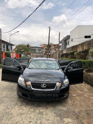 Lexus GS 2008 Black | Cars for sale in Oyo State, Oluyole