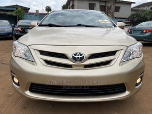 Toyota Corolla 2012 Gold | Cars for sale in Lagos State, Ikeja