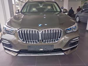 New BMW X5 2020 xDrive40i AWD Beige | Cars for sale in Lagos State, Lekki
