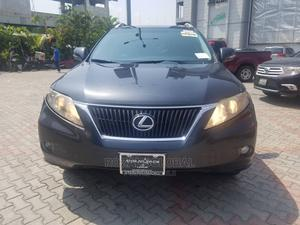 Lexus RX 2010 Gray | Cars for sale in Lagos State, Ikoyi