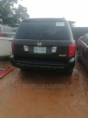 Honda Pilot 2004 EX 4x4 (3.5L 6cyl 5A) Gray | Cars for sale in Lagos State, Ikeja