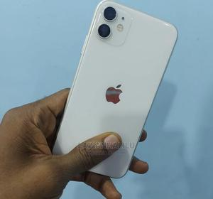 Apple iPhone 11 128 GB White   Mobile Phones for sale in Lagos State, Ikeja
