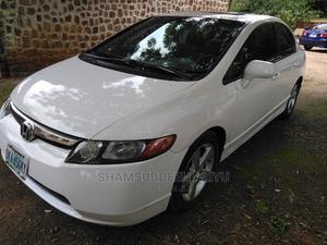 Honda Civic 2006 White   Cars for sale in Gombe State, Gombe LGA