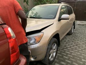 Toyota RAV4 2008 Limited Gold   Cars for sale in Lagos State, Mushin