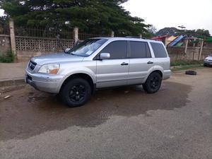 Honda Pilot 2005 EX 4x4 (3.5L 6cyl 5A) Silver | Cars for sale in Kaduna State, Kaduna / Kaduna State