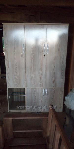 Standard Bedroom Wardrobe   Furniture for sale in Ondo State, Akure