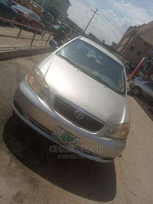 Toyota Corolla 2007 Silver | Cars for sale in Lagos State, Yaba