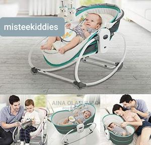 5in1 Mastela Bouncer. Can Be Use as Bassinet Which as Net | Children's Gear & Safety for sale in Lagos State, Alimosho