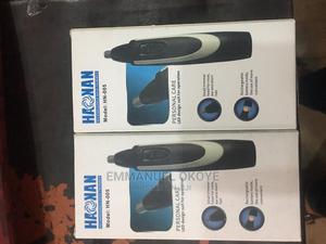Haonana Rechargeable Nose Trimmer | Tools & Accessories for sale in Lagos State, Ikeja