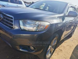 Toyota Highlander 2010 Sport Gray   Cars for sale in Lagos State, Amuwo-Odofin