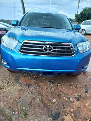 Toyota Highlander 2008 Blue | Cars for sale in Plateau State, Jos