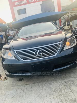 Lexus LS 2008 460 Gray   Cars for sale in Lagos State, Abule Egba