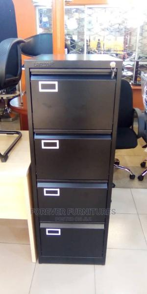 Office Cabinet Black | Furniture for sale in Lagos State, Ojo