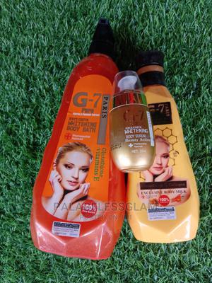 G7 Whitening Cream,Showergel and Oil   Skin Care for sale in Abuja (FCT) State, Kuje