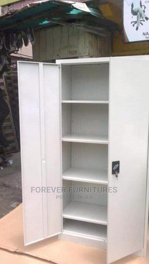 Imported Office Metal Book Cabinet | Furniture for sale in Lagos State, Ojo