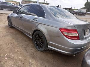 Mercedes-Benz C300 2008 Gray | Cars for sale in Lagos State, Abule Egba