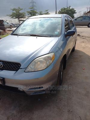 Toyota Matrix 2004 Blue | Cars for sale in Lagos State, Agboyi/Ketu