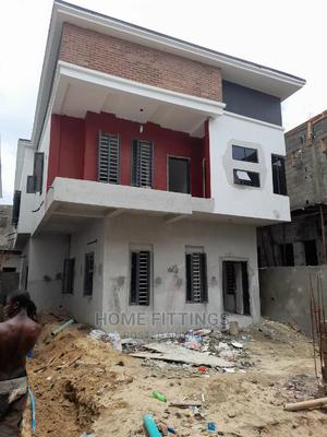 5bdrm Duplex in Gated Estate, Chevron for Sale   Houses & Apartments For Sale for sale in Lekki, Chevron