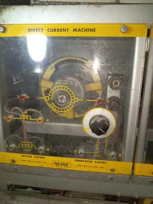Direct Current Machine Motor   Manufacturing Equipment for sale in Lagos State, Ojo